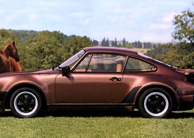 1975 Porsche 911 Turbo 3.0 Coupe (930)