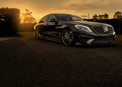 Mercedes fr4