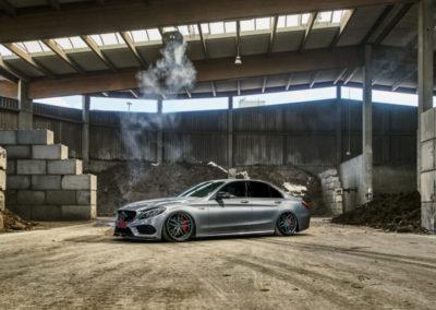 Mercedes fr5