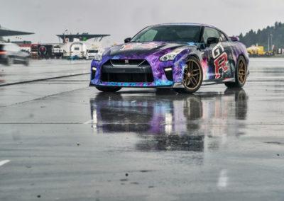 Nissan gtr fr5