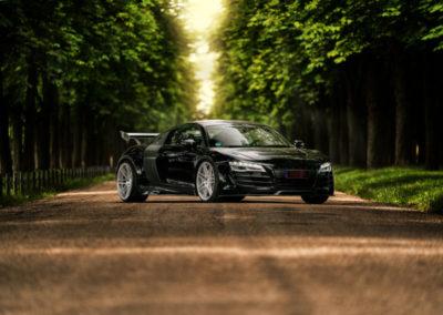 Audi r8 fr6