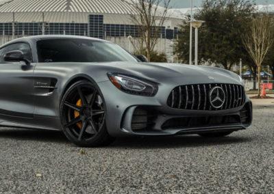 Mercedes fr7