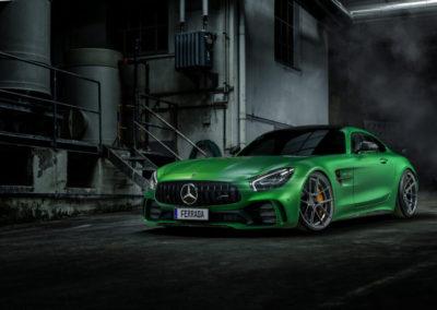 Mercedes amg gtr fr8